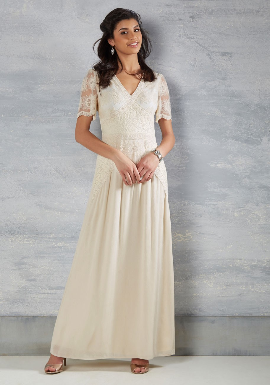 A Look at the New Wedding Dresses from ModCloth!