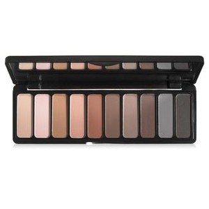 1. Eyeshadow Palette. This all matte E.L.F cosmetics palette has a beautiful range ...