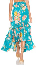 0cbc28e523f9ad Vintage Inspired Maxi Skirt by Spell Designs