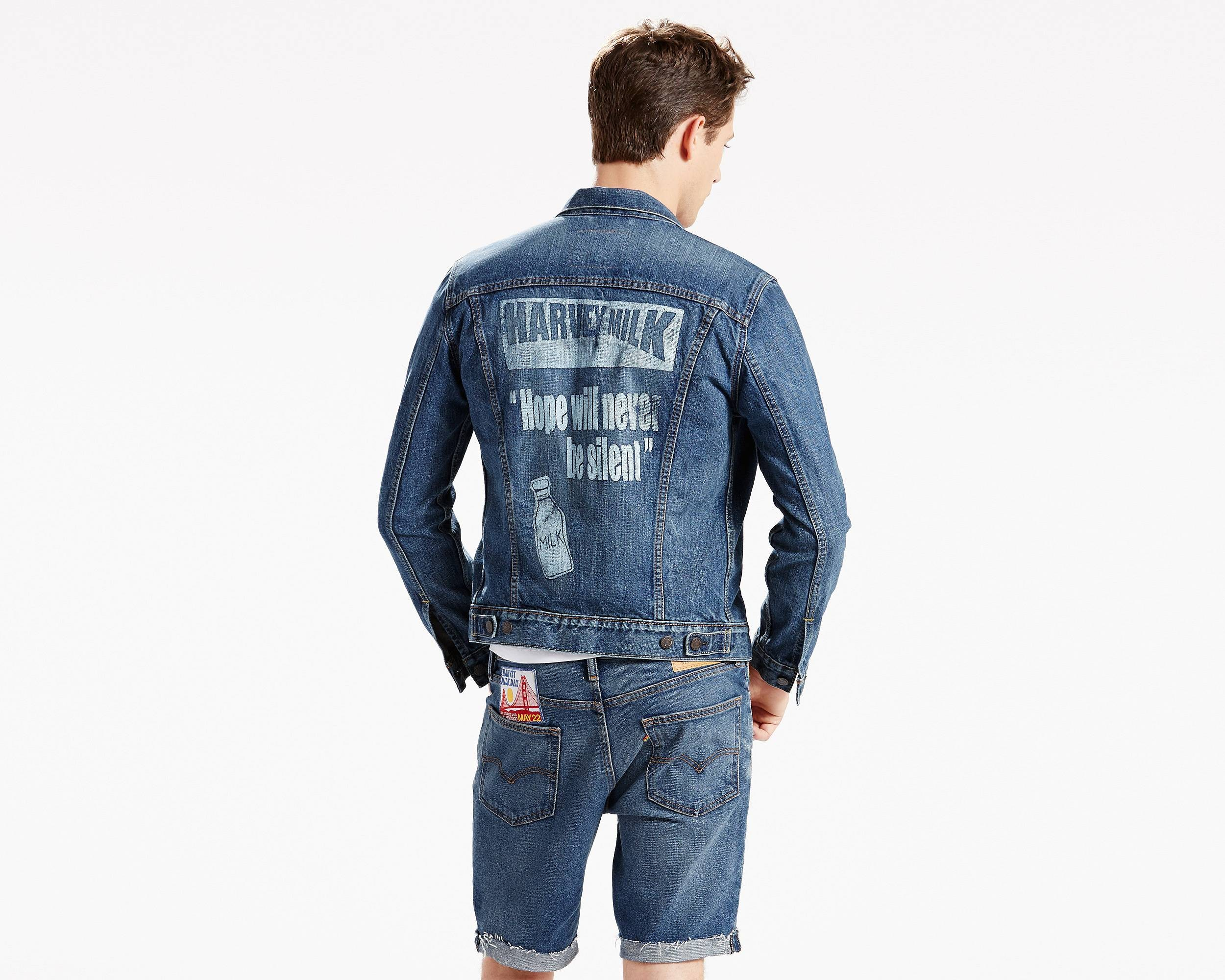 bd588582c63a Levis offers limited edition gay pride collection for 2016