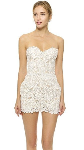 Bridal Jumpsuits And White Jumpsuits For Weddings Dress For The