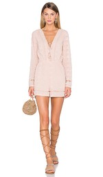 a15b8f24498 House of Harlow 1960 Floral Long Sleeve Romper from Revolve
