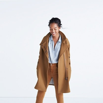 7c0cb4f8e The Camel Coat - Carly the Prepster