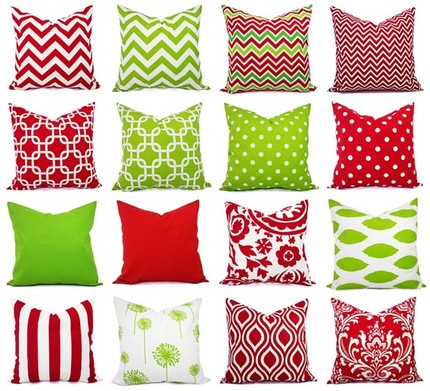 christmas pillow covers
