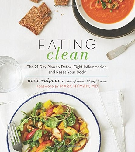 5 Clean Eating Cookbooks You Need In Your Kitchen Gourmande In The