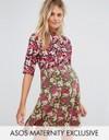 Floral Maternity Dresses
