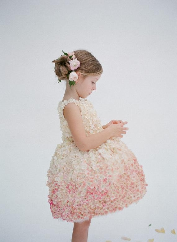 Wedding Fashion For Kids 24 Super Adorable Flower Girl And Ring
