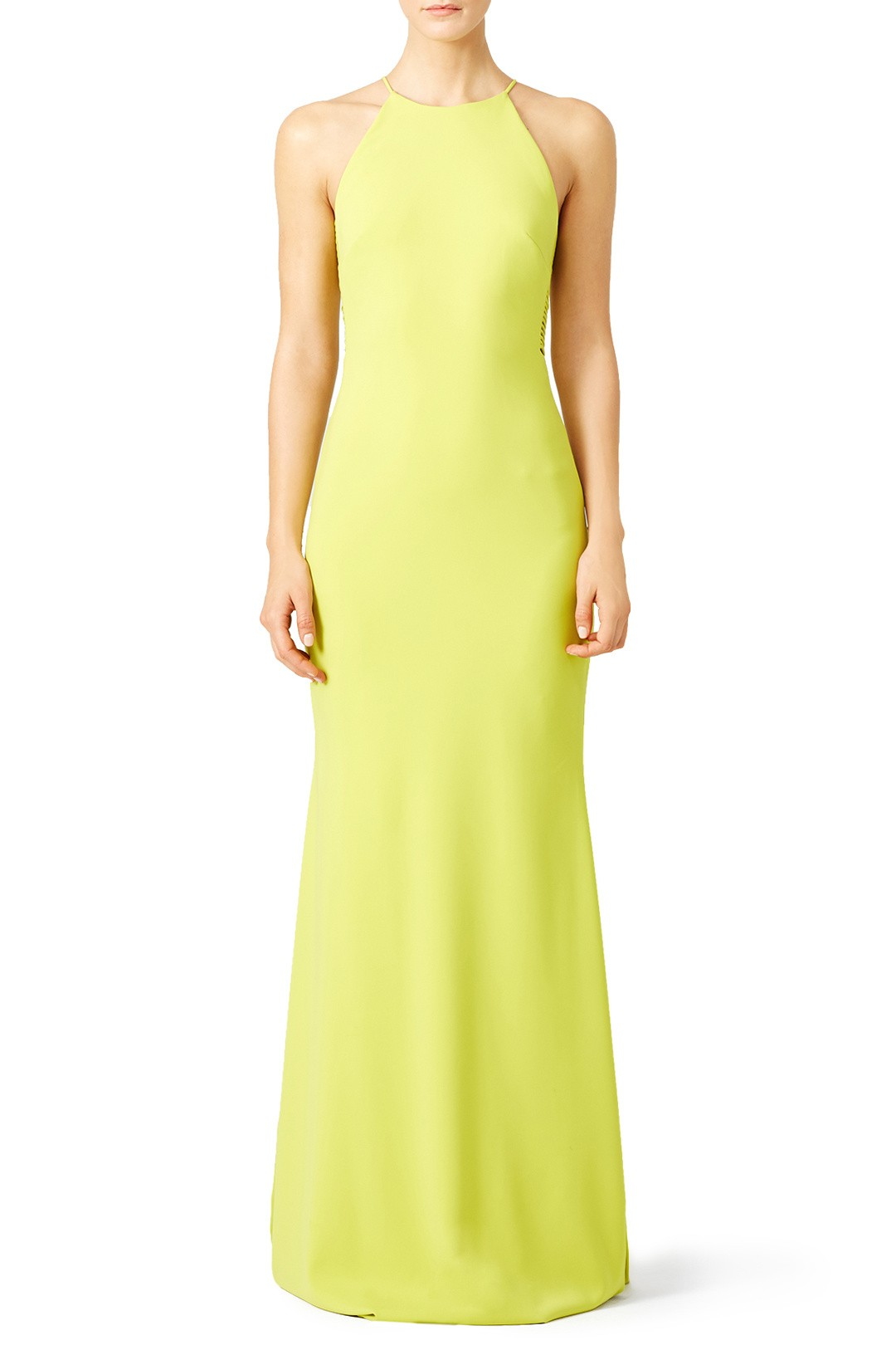 Yellow bridesmaid dresses rent the runway ombrellifo Choice Image