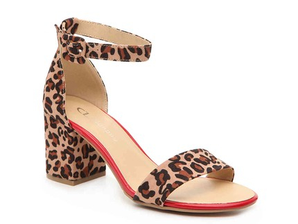 dfb283b02acb Preppy with a Twist  Waist-Tied Tops   Leopard Print Heels - The Mom ...