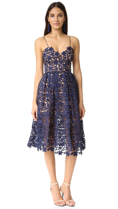 529adc57833 Lace Midi Dresses