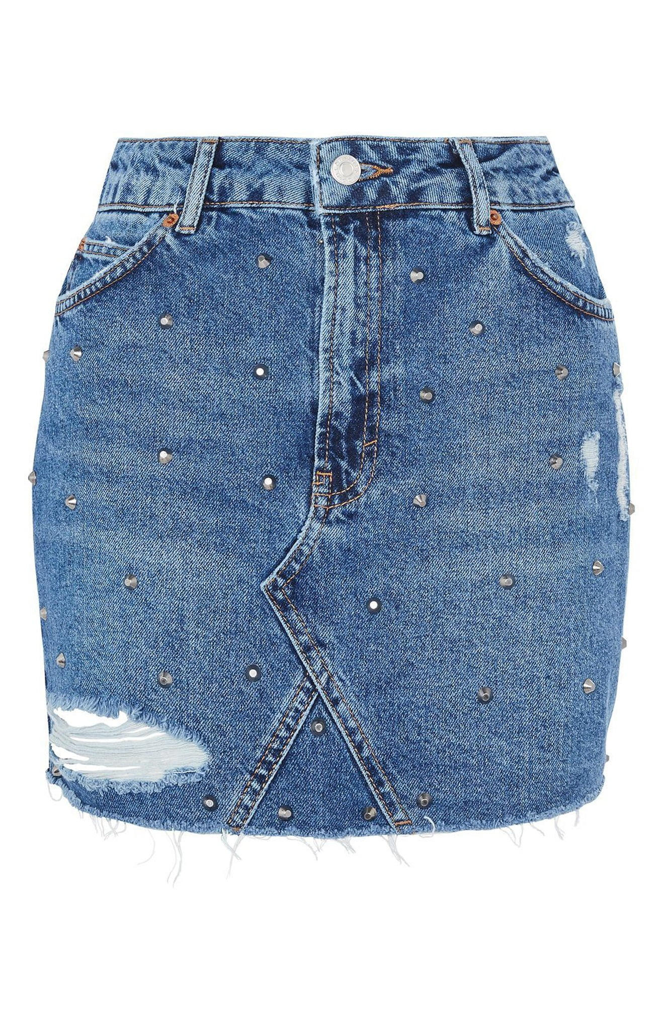 c0688ce1ac 5 Denim Skirts Under $100 | How to Rock a Jean Skirt | Life Lutzurious