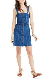 f5f9d88105 Classical Trendsetter - The Cutest Little Denim Dress From Madewell ...