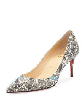 bf04f905440f How to protect your Christian Louboutin shoes