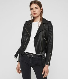 131f5bdc6b81 How to Wear a Leather Jacket All Year Round - alexie