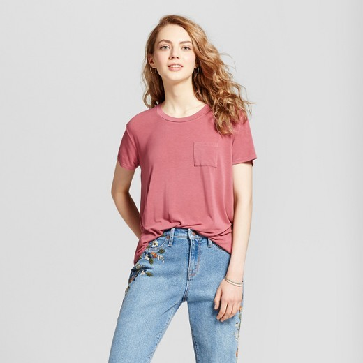 895b0888024e79 There is a pretty HOT deal on Women s Mossimo Tees   Tanks through  Saturday