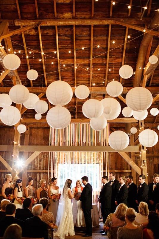 Comment Decorer Le Plafond De Sa Salle De Reception De Mariage