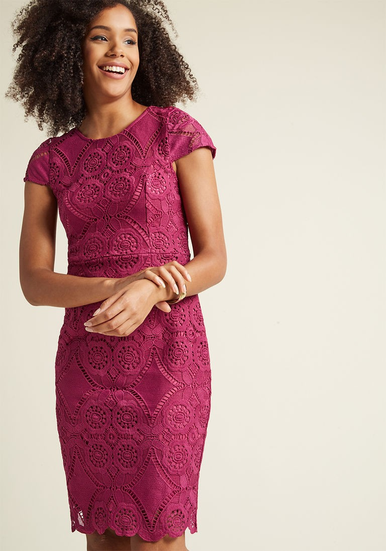 daytime or dressy casual wedding guest dresses
