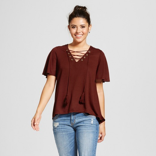 5a438cf63 There is a nice buy one, get one 50% off sale on select women's Xhilaration  apparel both in-store and at Target.com, no code needed.