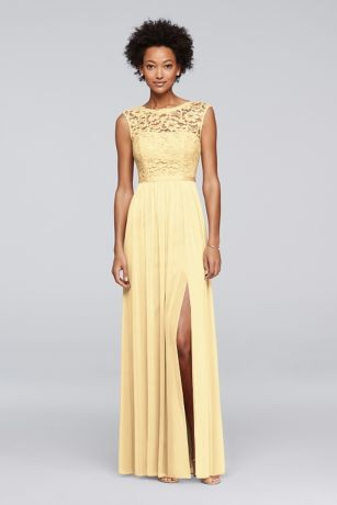 3a938d041a2 More yellow mother of the bride dresses from Azazie. Choose from 28 colors