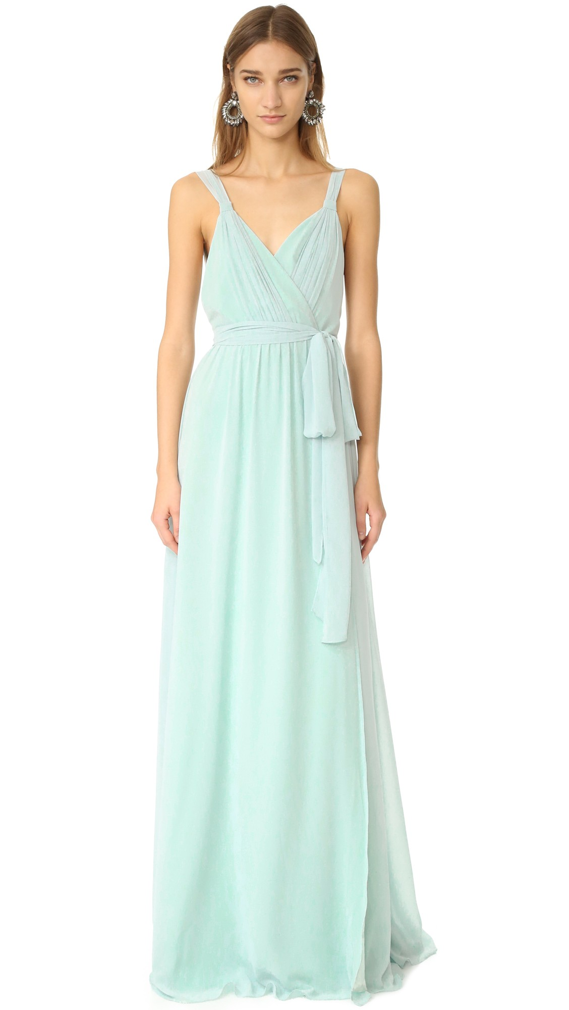 Mint mismatched bridesmaid dresses ombrellifo Gallery