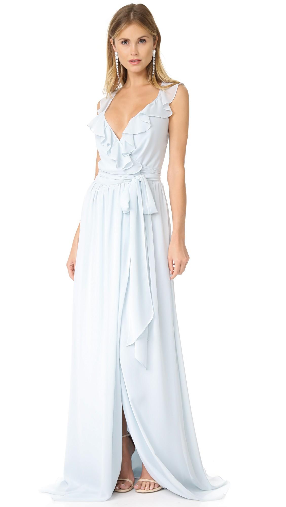 Light blue bridesmaid dresses shopbop ombrellifo Image collections