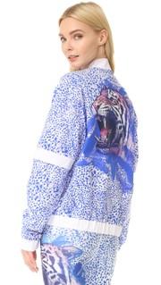 27d2531836 GG Golnesa Gharachedaghi s Track Jacket and Shorts