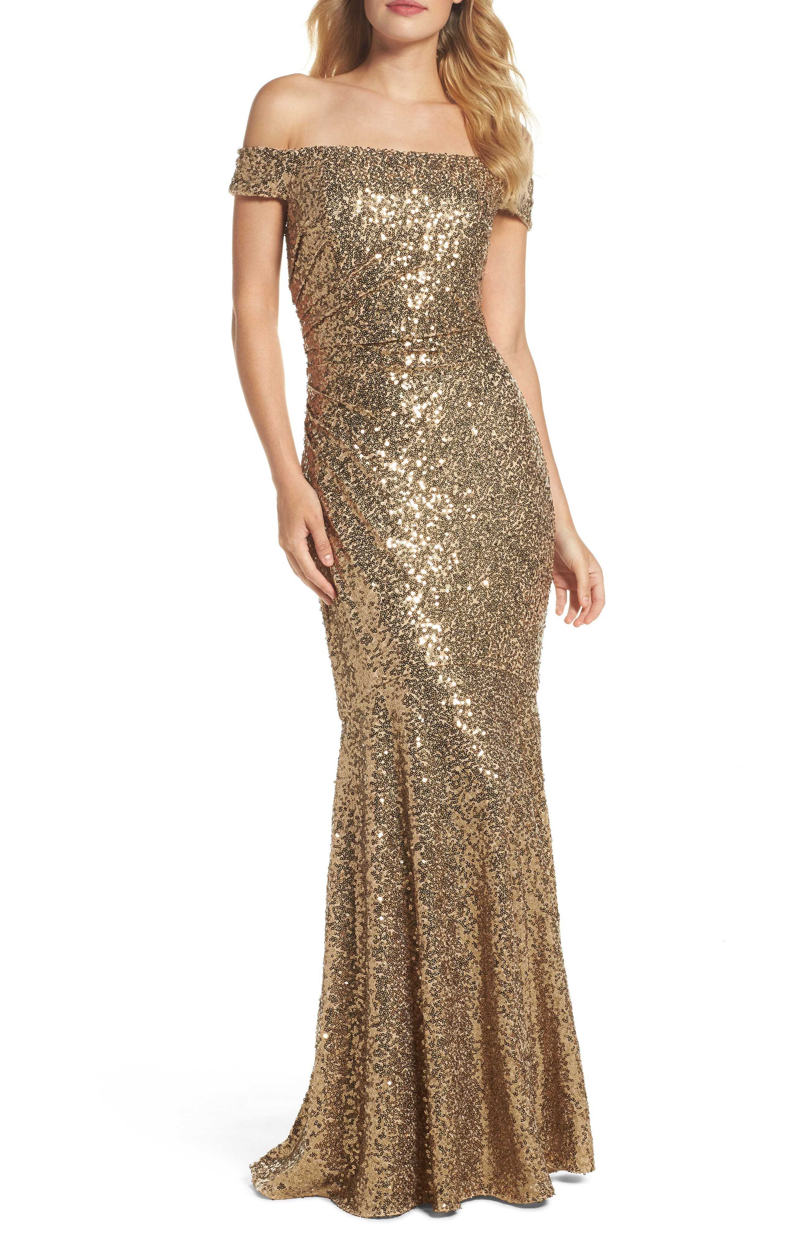 Sequined bridesmaid dress nordstrom ombrellifo Choice Image