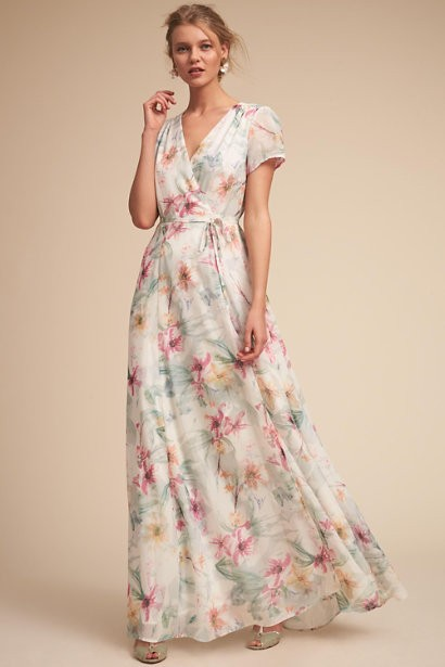 bf053031 Floral Mother of the Bride Dresses | Dress for the Wedding