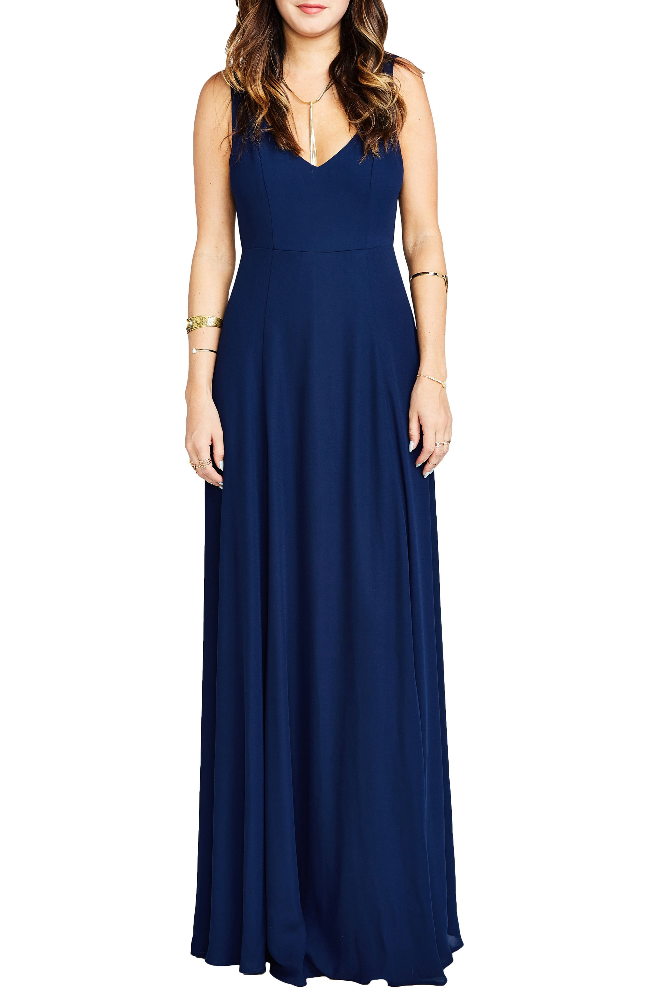 Dark blue bridesmaid dresses navy blue bridesmaid dresses dark blue bridesmaid dresses ombrellifo Image collections