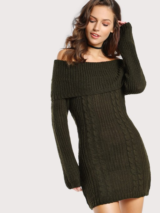 41471b65cba6 Trend to Try: Sweater Dresses + 40 Sweater Dresses to Shop this Season