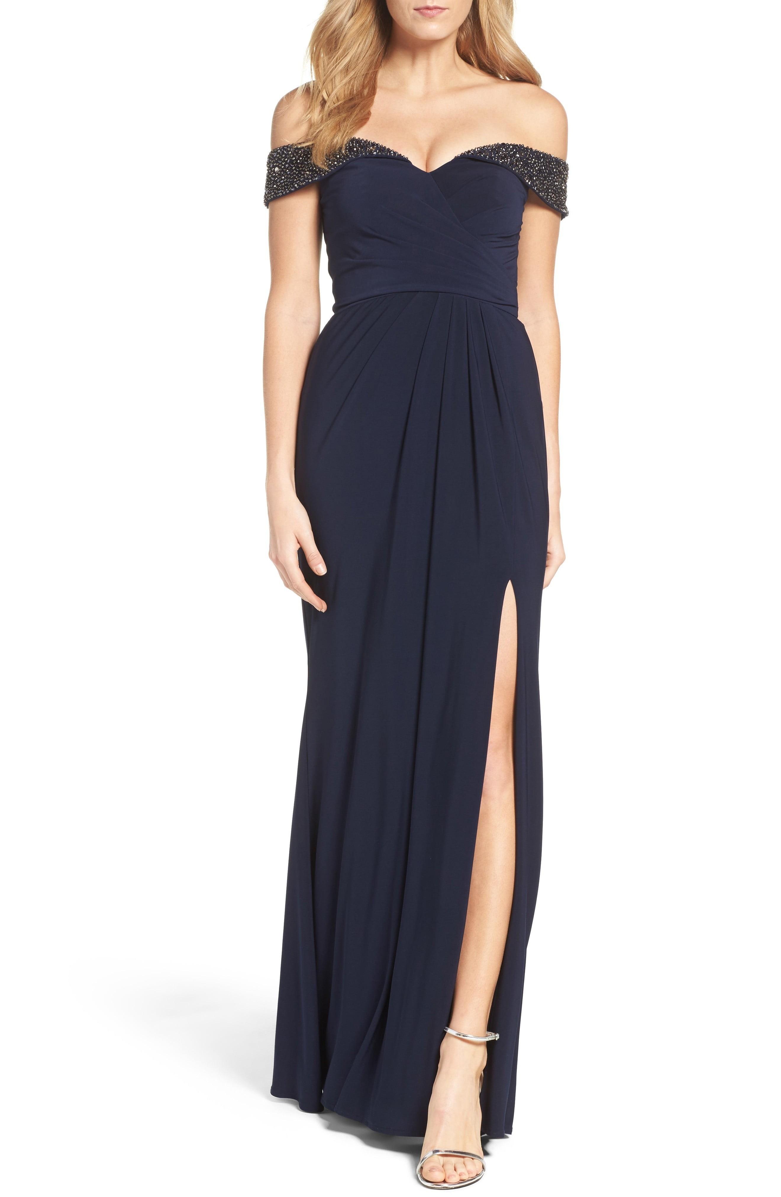 Dark blue bridesmaid dresses navy blue bridesmaid dresses nordstrom ombrellifo Choice Image