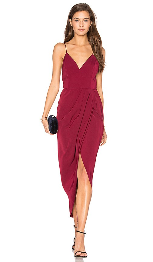 Burgundy Dress For A Wedding Guest - Cocktail Dresses For Weddings Guest