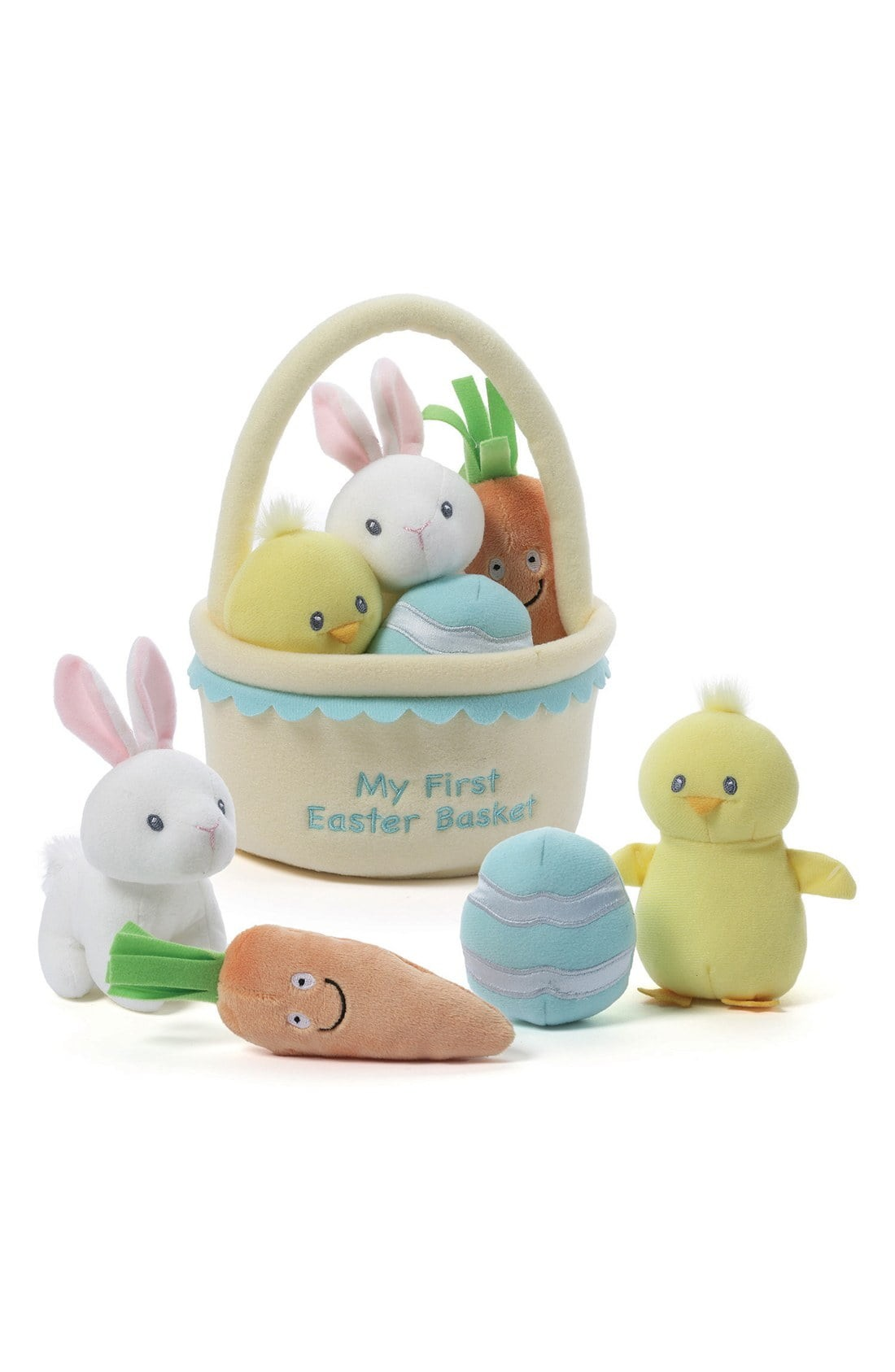 Easter goodies do say give babys 1st easter gift negle Choice Image