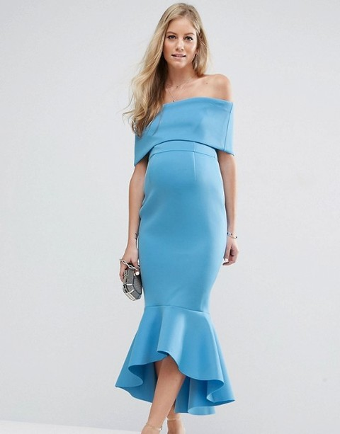 Maternity Dress for a Wedding Guest