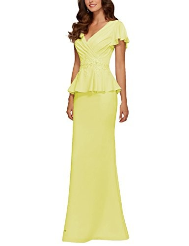46835b34a4d More yellow mother of the bride dresses from Azazie. Choose from 28 colors