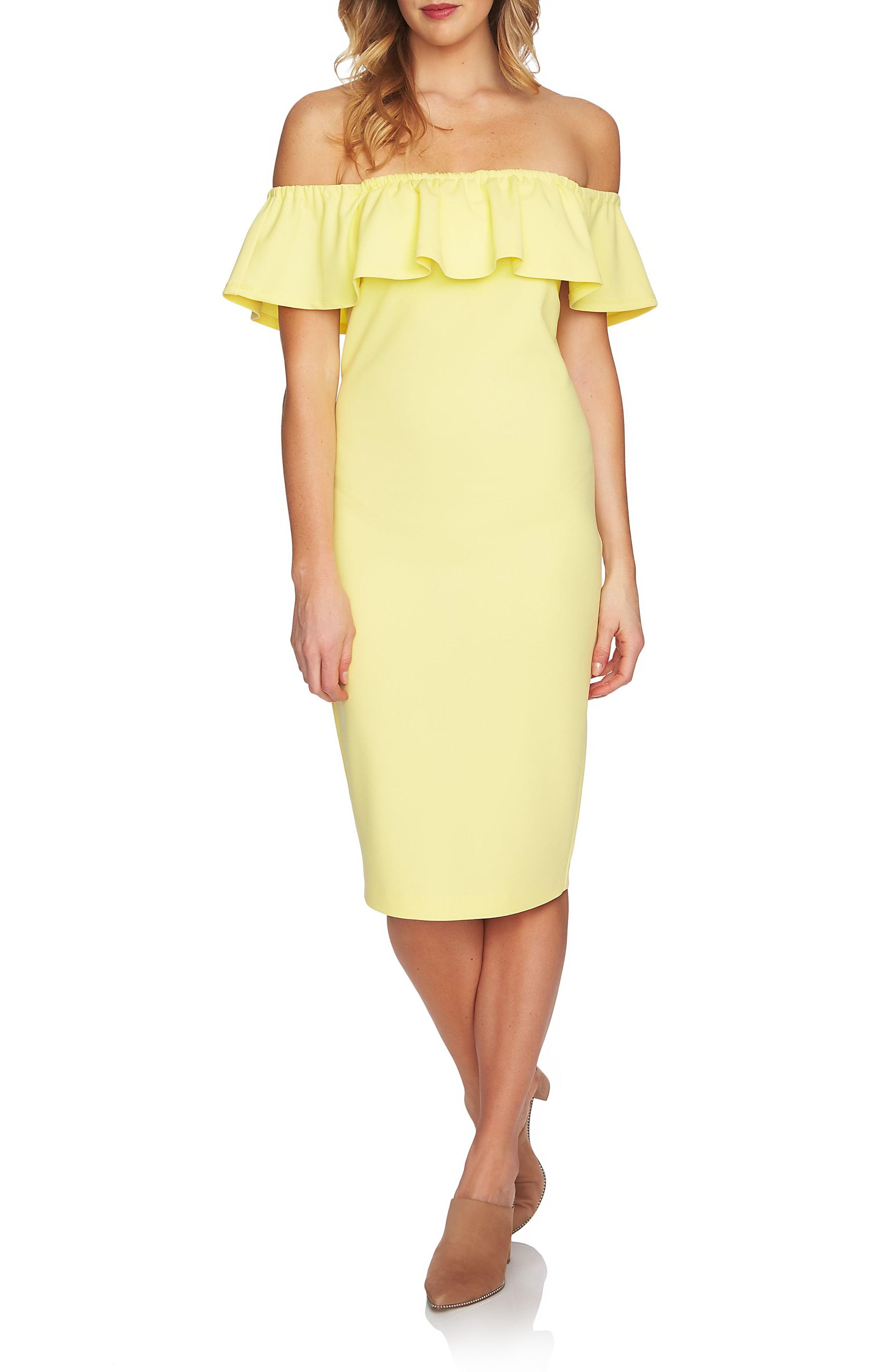 Yellow bridesmaid dresses ombrellifo Gallery