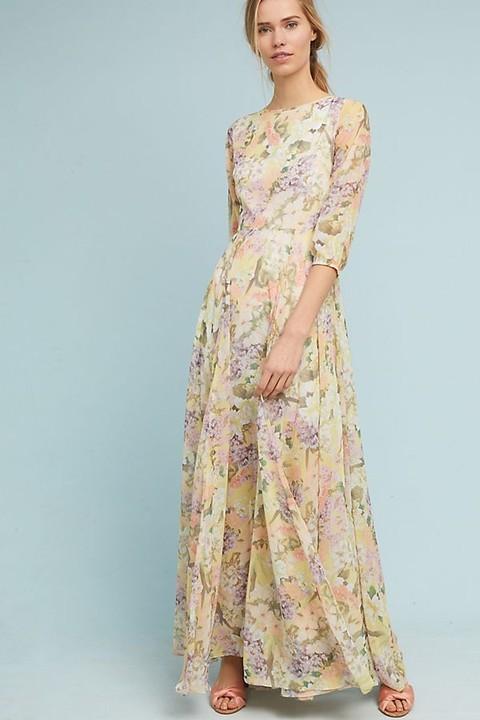 Floral Dresses | Floral Dresses for Weddings