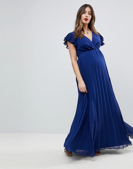 Where to Find The Best Special Occasion Maternity Dresses