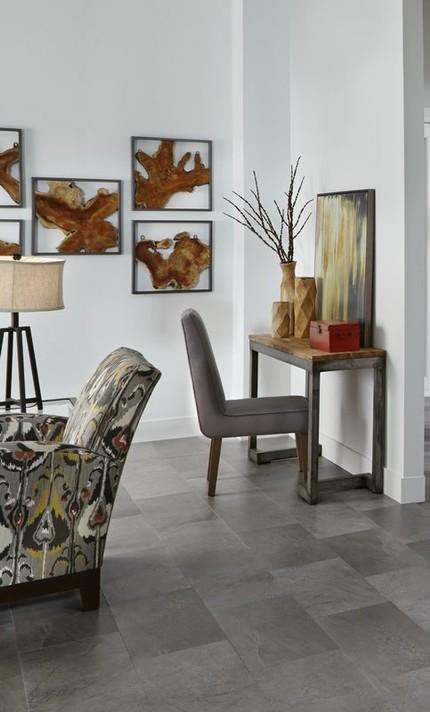 LVT Flooring Over Existing Tile The Easy Way Vinyl Floor - Click and lock ceramic tile flooring