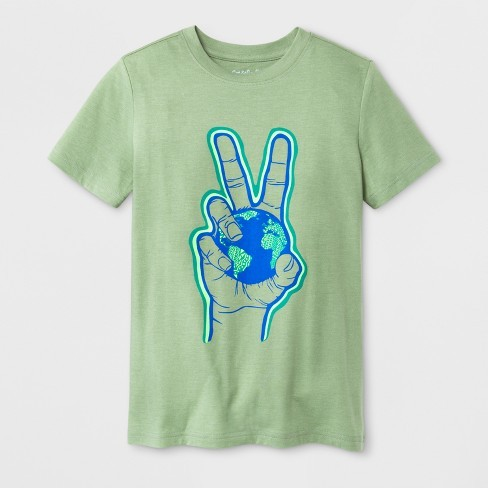 d91d22913 Cat & Jack World Peace Boys' T-Shirt $6.00. Cat & Jack Go Your Own Way Boys'  T-Shirt $6.00. Buy one, get one 60% off at checkout (-$3.60)