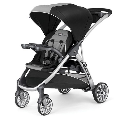 Chicco Bravo For 2 Stroller Car Seat Review