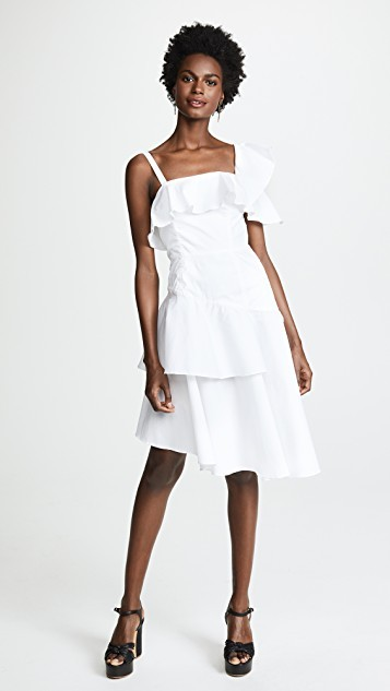 ac2ab5a14395 Do you have a little white dress in your closet? Which of these might you  consider adding to your wardrobe?