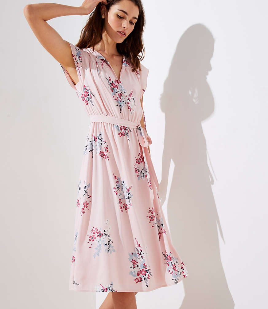 da42e0eecc7 FIVE MUST-HAVE LOFT DRESSES