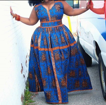 f788d3d4c5a4 5 Places To Shop For Plus Size African Print Designs | My Curves And ...