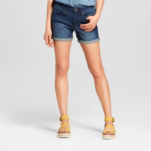 4bf49b9a66 Denim Shorts Reviews - Stretchy, Comfy, and Affordable!