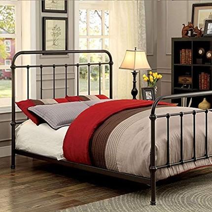 40 Inexpensive Farmhouse Style Wrought Iron Beds Twelve On Main