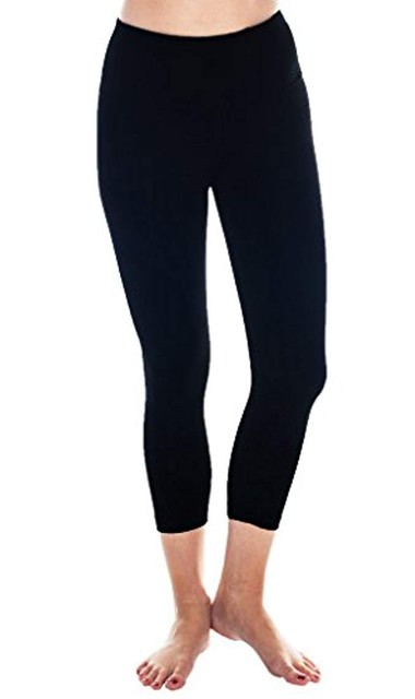 f145e51cd3 These are my fav workout leggings on Amazon. The fit is amazing, and they  don't fall down when running!I got my normal size small!
