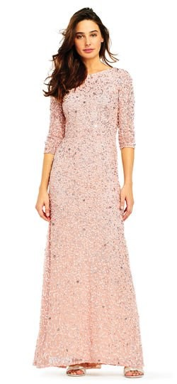 See More Blush Rose C And Pink Mother Of The Bride Dresses