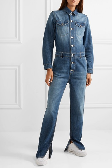 09b53992a59 DO IT IN ONE WITH THE DENIM BOILER SUIT TREND - ilovejeans.com