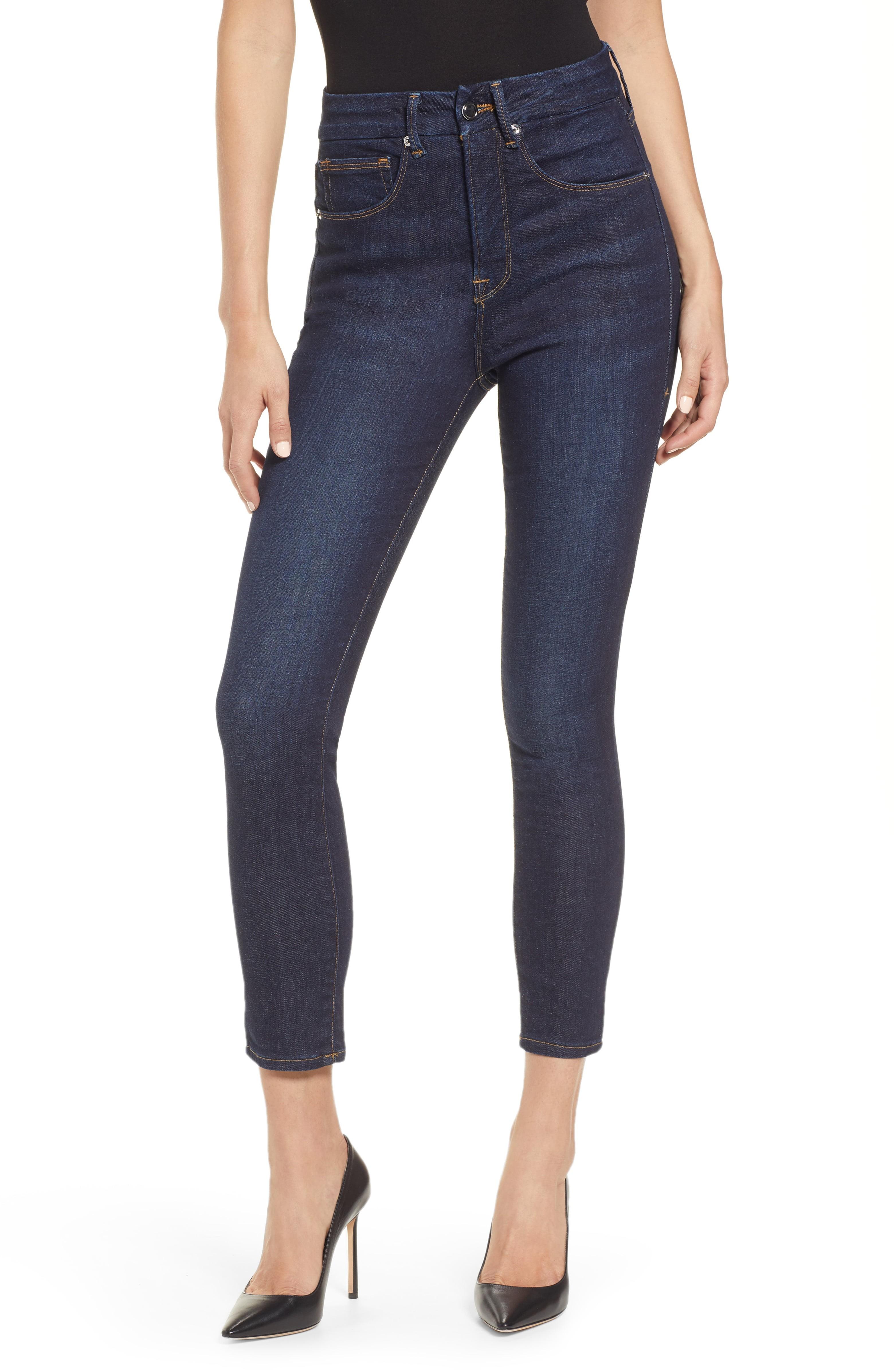 7f6dede3 Good Legs High Waist Ankle Skinny Jeans. Buy now